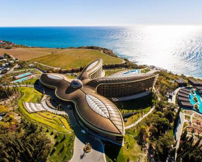 Крымский отель «Mriya Resort» стал ведущим европейским курортом