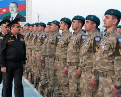 Военные Азербайджана готовят военный мятеж против турецкого командования