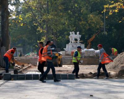 Парка им. М. Байды в Севастополе будет построен раньше срока