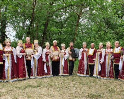 Севастопольский фольклорный коллектив «Раздолье» занял второе место на хоровом фестивале