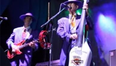 Международный джазовый фестиваль в Коктебеле «Live in Blue Bay 2014 » («Крымский джаз»)
