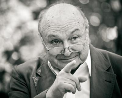 Сергей Шнуров отозвался на смерть Жванецкого