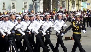 В Севастополь возвращается его военно-морской шик!