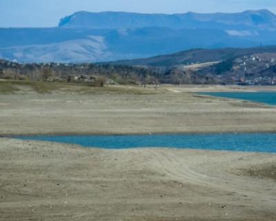 Сергей Аксёнов сообщил о наполняемости водохранилищ в Крыму
