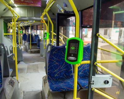 В Крыму начался переход на бесконтактную оплату проезда в общественном транспорте