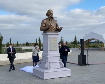 В аэропорту Симферополя установлен памятник художнику Ивану Айвазовскому