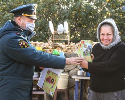 Севастопольские спасатели дали старт профилактической операции «Отопление»