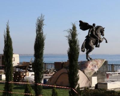 В Феодосии откроют памятник генералу Котляревскому