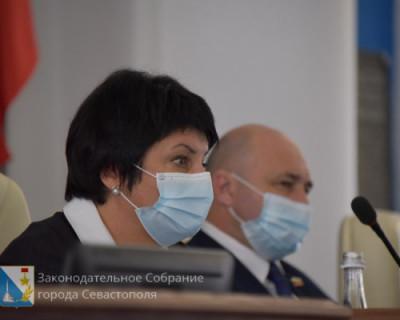 Депутаты Заксобрания Севастополя согласовали заместителей губернатора. Голосовали за них по-разному