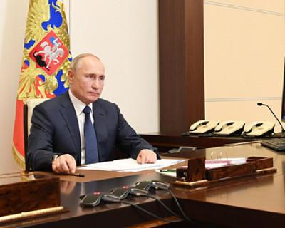 Путин рассказал военным о ядерном оружии