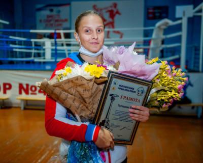 Севастопольская спортсменка стала бронзовым призером Чемпионата России по боксу