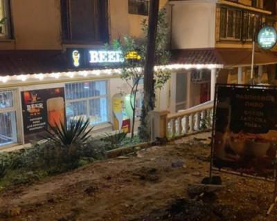В Севастополе продолжается торговля алкоголем в наливайках