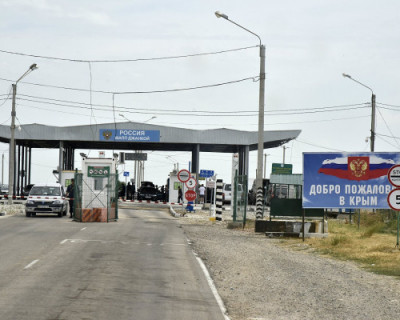 На границе Крыма задержан гражданин Украины, которого разыскивали за изнасилование