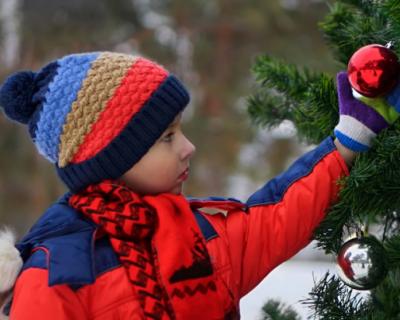 Как пройдут школьные новогодние праздники в Симферополе