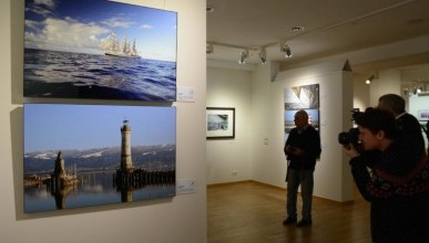 В московской Галерее классической фотографии состоялось торжественное открытие фотовыставки-фестиваля «Россия морская» (фото)