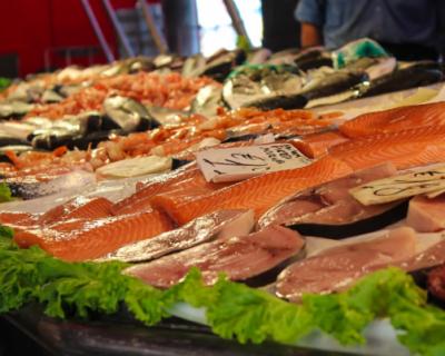 В Балаклаве хотят открыть рыбную ярмарку