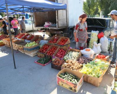 В правительстве Севастополя рассказали о тяжелой борьбе со стихийной торговлей