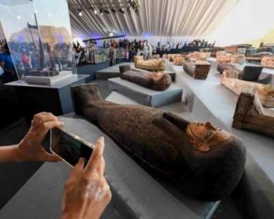 В Египте нашли сотни ранее неизученных саркофагов
