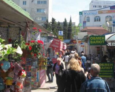 Что происходит на месте уничтоженного властями Севастополя Сталинградского рынка?