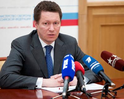 Заместитель главы Московской области задержан по обвинению в коррупции