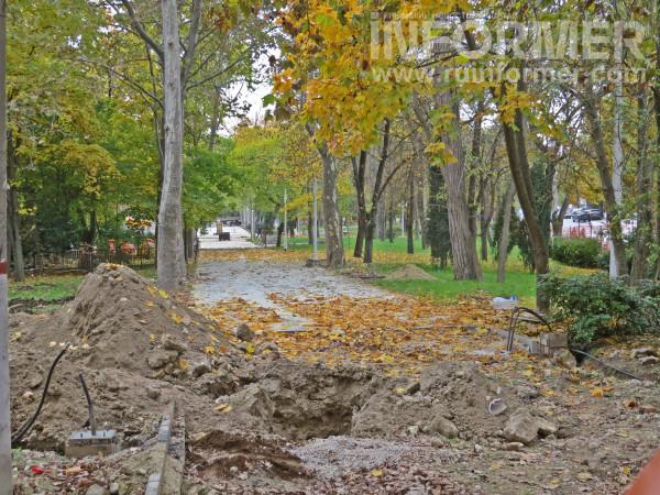 парк реконструкция Севастополь