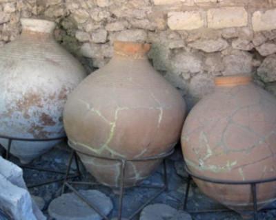 В Севастополе найдена античная мастерская
