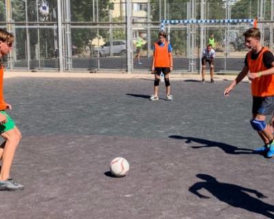 В Севастополе начинаются соревнования спартакиады «Двор-спорт – 2020»