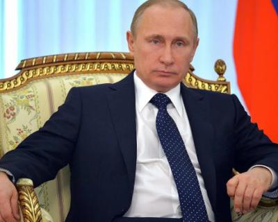 Владимир Путин продлил санкции в отношении Запада до конца 2021