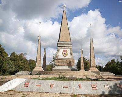 Доколе памятник Славы в Севастополе будет пребывать в разрушенном состоянии?