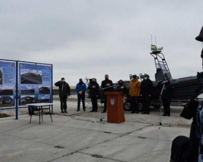 США приступили к строительству военно-морских баз на Азовском море