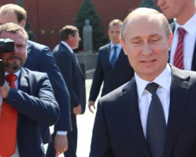 Владимир Путин назвал главные риски для всего мира