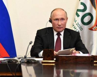Чего опасается Владимир Путин?
