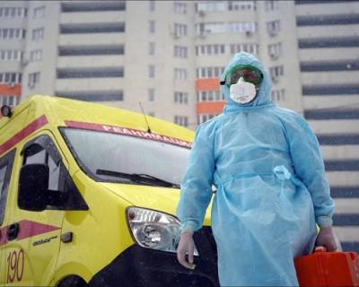 В Крыму занято 93,6% коек для больных коронавирусом