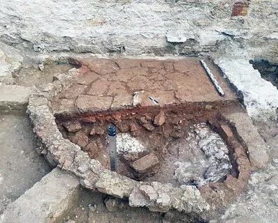Античные печи переместят с мыса Хрустальный в Херсонес