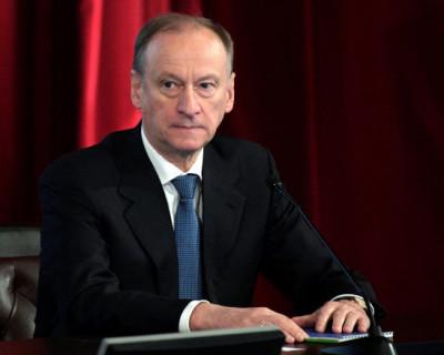 Секретарь Совбеза Патрушев рассказал о борьбе с коронавирусом в Крыму и предотвращенных терактах