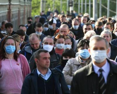 Масочный режим в России продлили до 1 января 2022 года