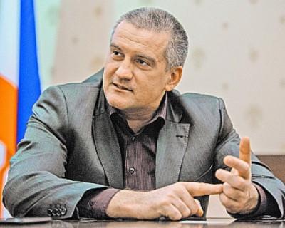 Из 8 000 распоряжений Сергея Аксёнова невыполненными остаются всего 393!