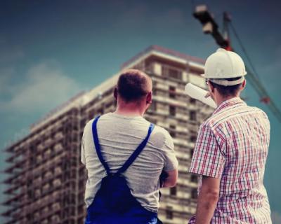 Строители Севастополя снизили объемы работ в два раза