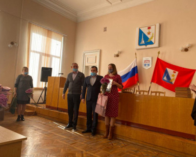 В Нахимовском районе Севастополя чествовали многодетных мам