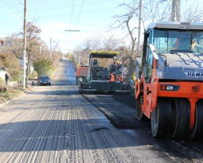 На ремонт дорог Севастополя выделено более 1 млрд рублей