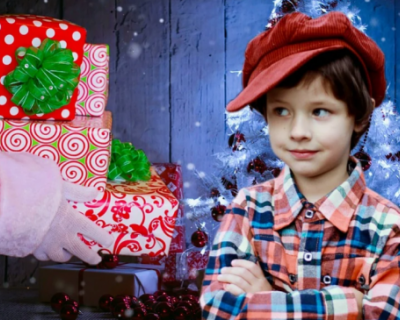 Маленьким крымчанам придется самим сыграть роль Деда Мороза и Снегурочки