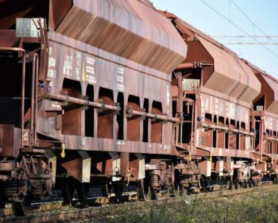 Крымская железная дорога перевезла 127,7 тысяч тонн грузов