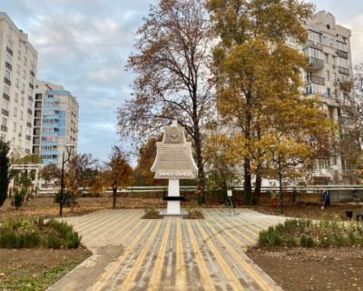 Сквер Севастопольских курсантов готов