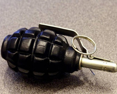 Севастополец пришел в полицию с гранатами и пистолетом