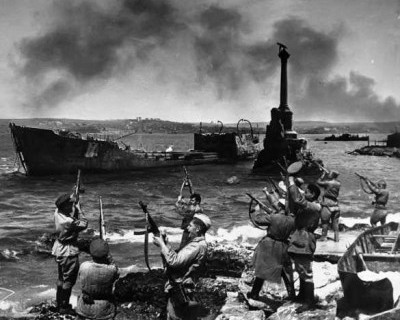 Зрителей приглашают на военно-исторический фестиваль «Севастополь 1941-1944»