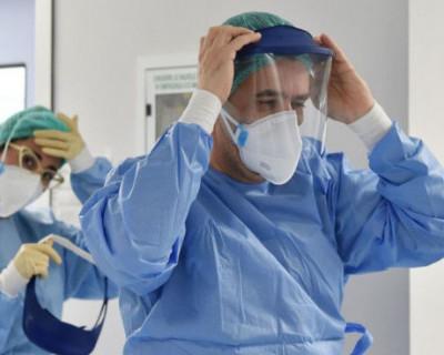 Севастопольской горбольнице №9 срочно нужны медики для работы в «красной зоне»