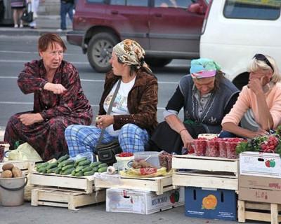 Сага о нелегальной рыночной торговле в Севастополе (ВИДЕО)