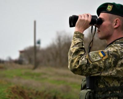 Украинские пограничники о попытке прорыва границы: ничего не слышали, никого не видели