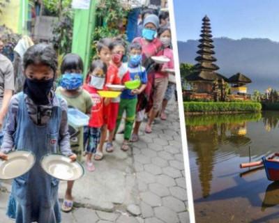 Из-за пандемии коронавируса тропический рай превратился в ад