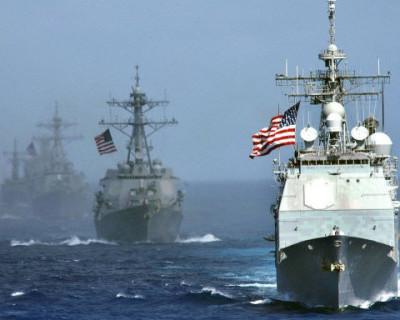 Флот США собирается прописаться на постоянной основе в Черном море